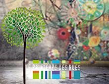 Affiche/Dépliant Printemps des Rues 2014 • Le Temps des Rues